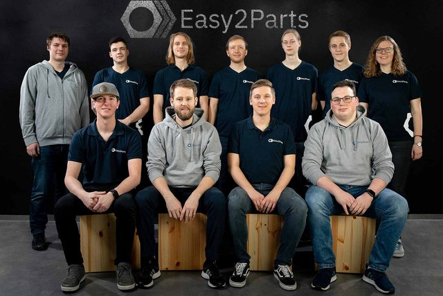 Frisches Kapital für Software-Startup Easy2Parts